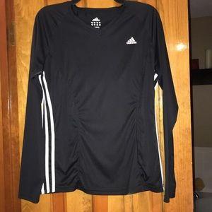 Black Adidas long sleeve